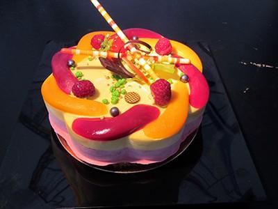 Dessert à la carte